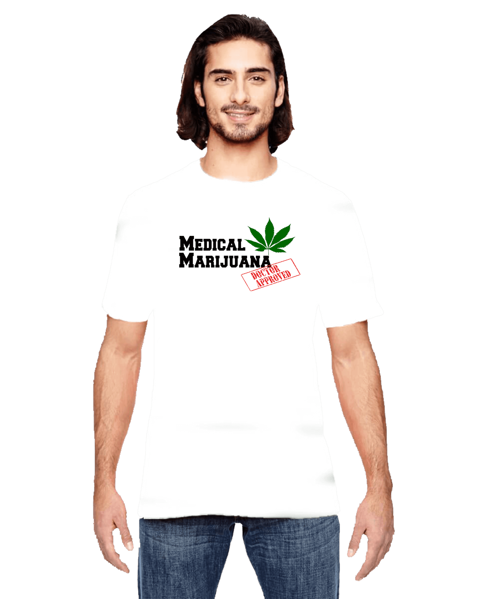 Doctor Approved 420 t-shirt white