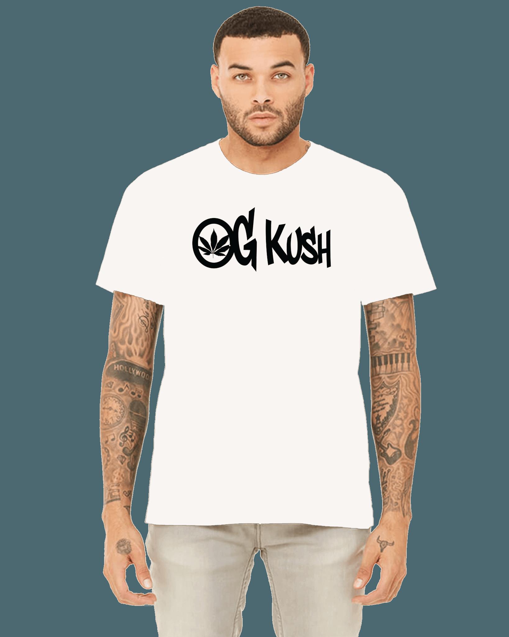 OG Kush 420 t-shirt white