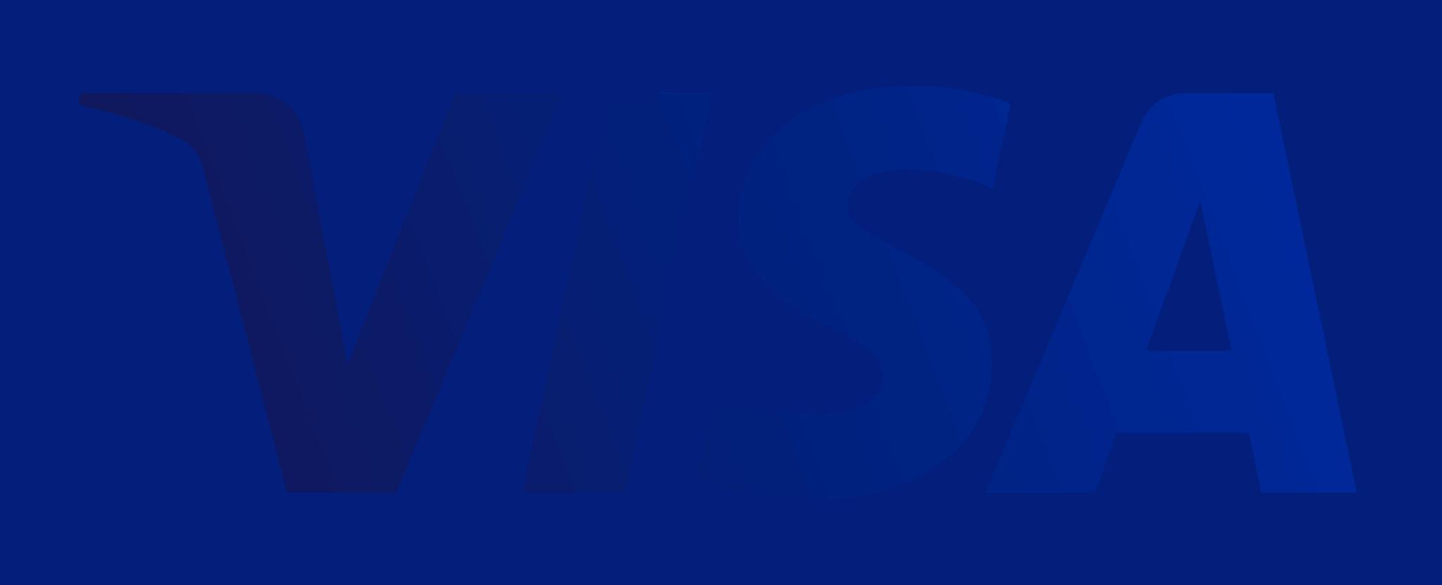 New Visa Logo